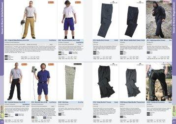 Hosen, Shorts - Fws-design