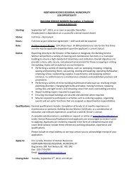 2013 23.pdf - Northern Rockies Regional Municipality