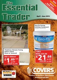 ESSENTIAL TRADER 28 - Covers Timber & Builders Merchants