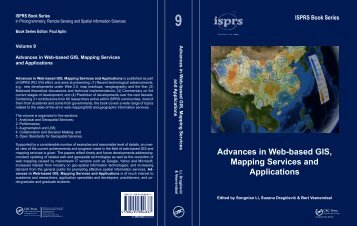 Advances in Web-based GIS, Mapping Services and ... - ISPRS