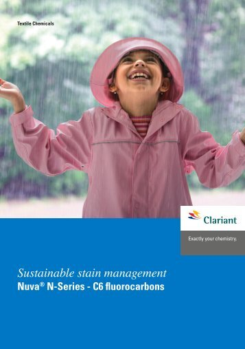 Sustainable stain management