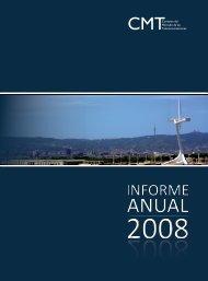 Informe CMT 2008 - Observatorio Tecnológico