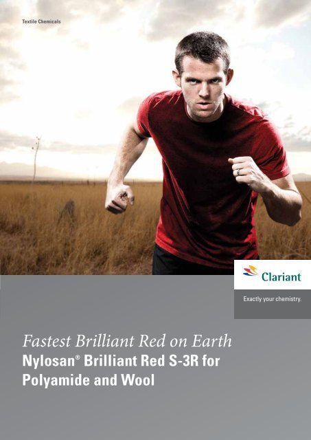 Fastest Brilliant Red on Earth