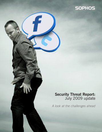Security Threat Report July 2009 update