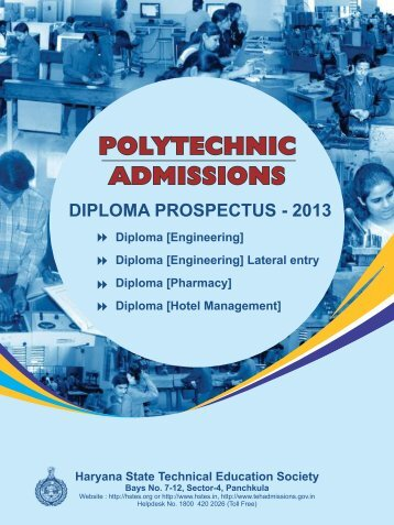 POLYTECHNIC ADMISSIONS