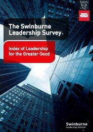 The Swinburne Leadership Survey