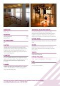 THE CLORE BALLROOM - Page 2