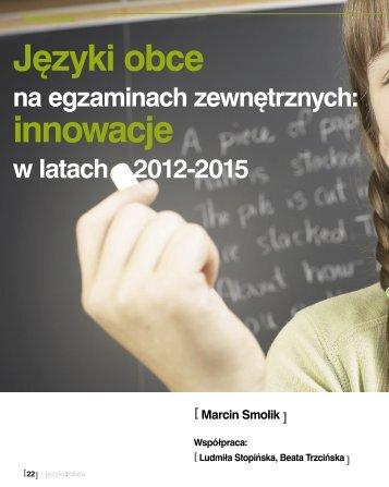 Języki obce innowacje
