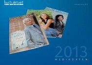 Mediadaten 2013 (PDF) - Buchaktuell.de