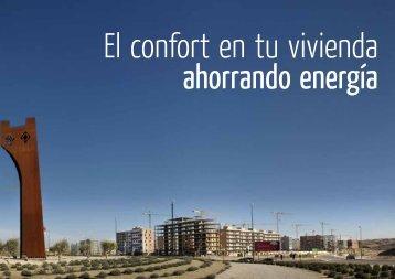 El confort en tu vivienda ahorrando energía