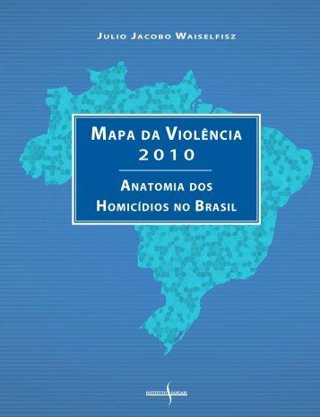 Mapa Violência