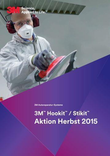 3M Hookit Herbstaktion