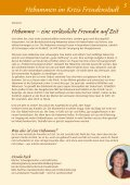 Liste der im BDH organisierten Hebammen - Hebammen im Kreis ... - Seite 3