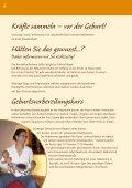 Liste der im BDH organisierten Hebammen - Hebammen im Kreis ... - Seite 6