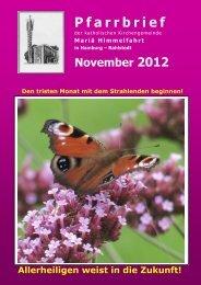 November 2012 - mahira.de