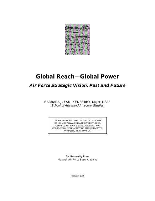 Global Reach—Global Power