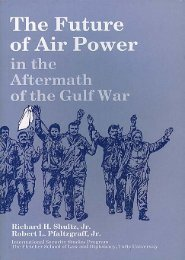 The Future of Air Power in the Aftermath of the Gulf War