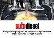 Vliv prémiových paliv na životnost a spolehlivost ... - Diesel60