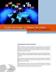 Exportaciones y Negociaciones Internacionales