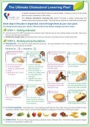The Ultimate Cholesterol Lowering Plan© - Heart UK