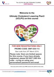 (UCLP©) on-line course
