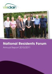 National Residents Forum