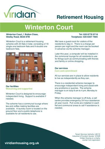 Winterton Court