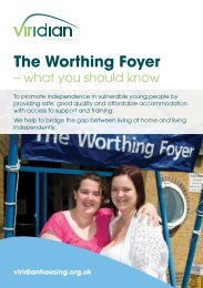 The Worthing Foyer
