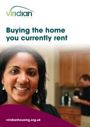 Buying the home you currently rent