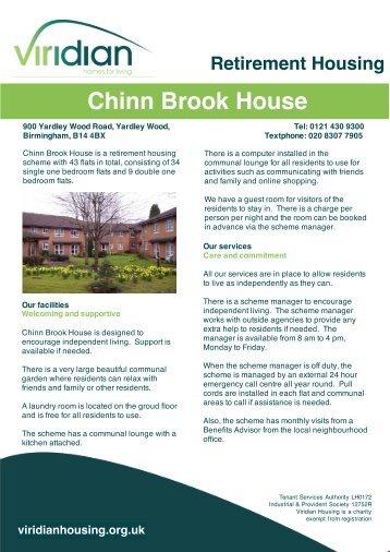 Chinn Brook House