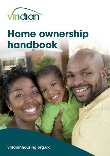 Home ownership handbook