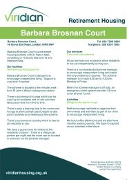 Barbara Brosnan Court
