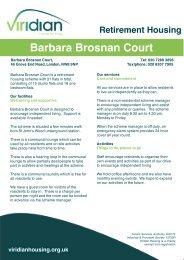 Barbara Brosnan Court