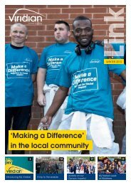 'Making a Difference' in the local community