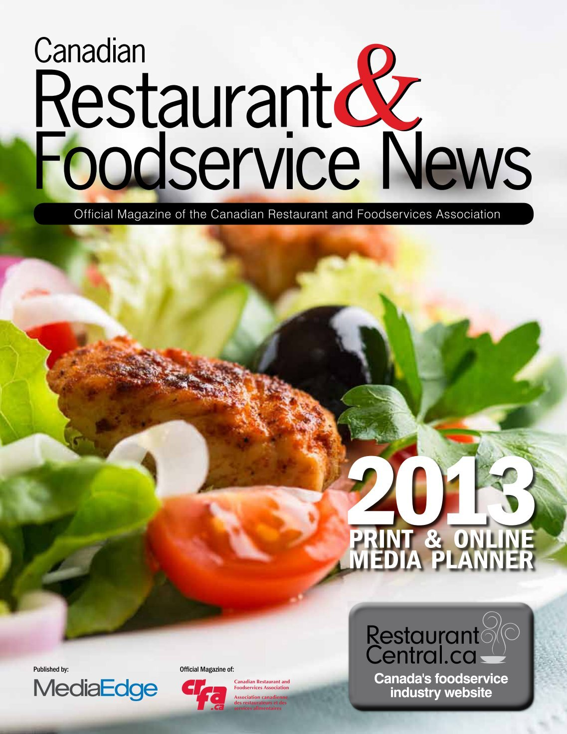 4 free magazines from restaurantcentral ca