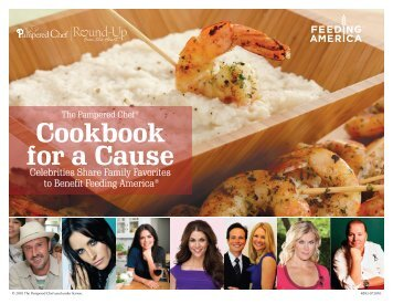 Cookbook for a Cause