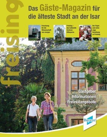 FreisingErleben_dt_PDF - Stadt Freising