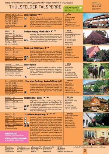 12 - Erholungsgebiet Thülsfelder Talsperre