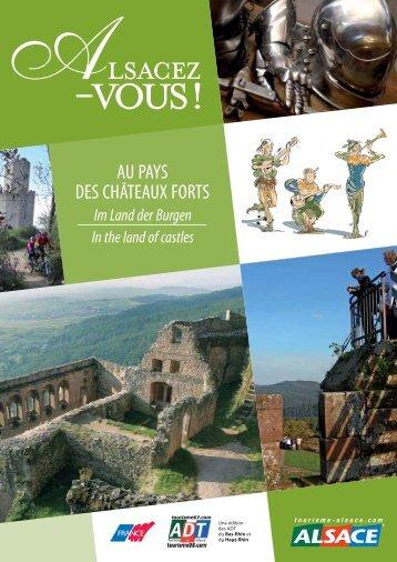 Les chateaux-forts-alsace.pdf - Agence de Développement ...