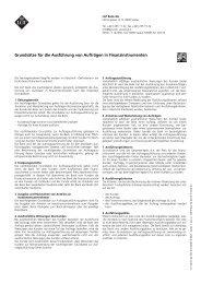 Grundsätze für die Ausführung von Aufträgen in ... - LGT Bank AG