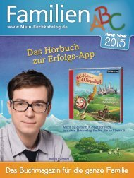 Familien ABC – Herbst 2015