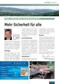 Sicherheit für alle Bauhof - Umweltgrundstück - VP Breitenfurt - Page 7