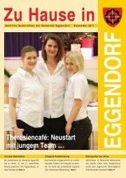 Theresiencafé: Neustart mit jungem Team Seite 9 - Gemeinde ...