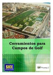 Cerramientos para Campos de Golf