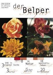 Natur - Der Belper