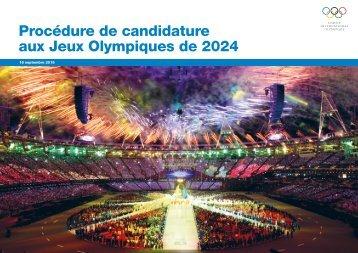 aux Jeux Olympiques de 2024