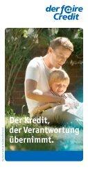Österreich Der Kredit der Verantwortung übernimmt