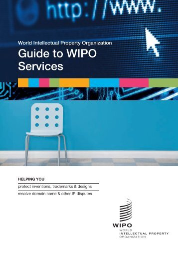 Guide to WIPO Services