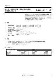S-809xxC シリーズ