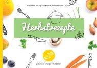 Herbstrezepte - Gesundes Kinzigtal in Kooperation mit Edeka Bruder